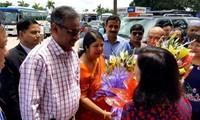 Делегация Национальной Ассамблеи Бангладеш посетила залив Халонг