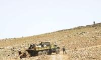 Армия Сирии освободила два населённых пункта к востоку от Ракки
