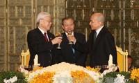 Стабильное и устойчивое развитие вьетнамо-камбоджийских отношений