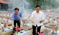 В провинции Тэйнинь названы лучшие представители, имеющие заслуги перед Отечеством