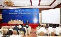 Первая предварительная поездка во Вьетнам для подготовки к Неделе саммита АТЭС 2017