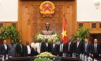 Вьетнам и Танзания стремятся увеличить объём двусторонней торговли до $1 млрд