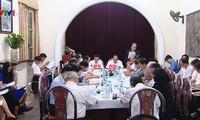 Нгуен Суан Фук провел рабочую встречу с Союзом обществ литературы и искусства Вьетнама