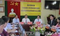 Чыонг Хоа Бинь: необходимо познакомить зарубежных друзей с деревянными клише династии Нгуен