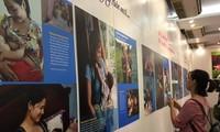 Вьетнам откликается на Неделю грудного вскармливания и Месяц заботы о матери и ребенке
