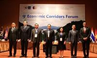 Открылся 9-й форум экономических коридоров расширенного субрегиона дельты реки Меконг