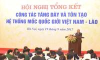 Стабильный и развивающийся пограничный район способствует укреплению вьетнамо-лаосских связей