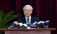 На 6-м пленуме ЦК КПВ 12-го созыва были приняты резолюции и сделаны выводы