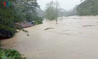 Северо-западные и центральные провинции Вьетнама страдают от последствий тропического циклона