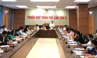 В Ханое открылось пленарное заседание Совета Нацсобрания Вьетнама по вопросам национальностей
