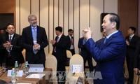 Президент Вьетнама встретился с представителями крупных предприятий США