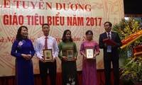 Во Вьетнаме проводятся различные мероприятия, посвященные Дню учителя