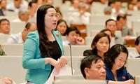 Продолжает свою работу 4-я сессия Нацсобрания Вьетнама 14-го созыва