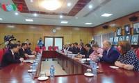 Руководство Общества вьетнамо-российской дружбы встретилось с губернатором Иркутской области