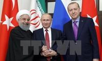 Позитивный шаг к урегулированию сирийского кризиса