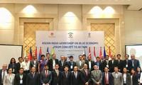 Во Вьетнаме проходит семинар АСЕАН-Индия «Зелёная морская экономика: от концепции к действию»