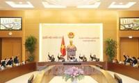 Продолжает свою работу 19-е заседание постоянного комитета Нацсобрания СРВ