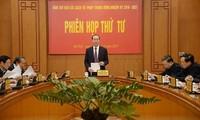 В Ханое прошло 4-е заседание Центрального комитета по правовой реформе