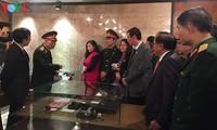 В Ханое открылась выставка «Битва Диенбиенфу в воздухе и бункер оперативного командования Т1»