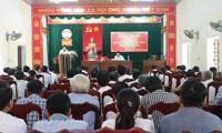 21-23 июня депутаты парламента встретились с избирателями в провинции Тхыатхиен-Хюэ