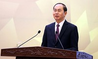 Президент Вьетнама поздравил мозамбикского коллегу с Днём независимости страны