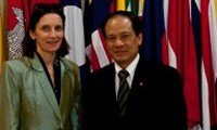 France strengthens cooperation with ASEAN