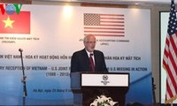 Vietnam, US mark 25th year of MIA search cooperation