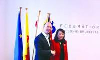 Vietnam, Belgium promote health cooperation