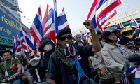Thailand: bombing targets opposition protesters