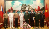 Vietnam's army wants to boost cooperation with the Philippines