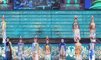 Vietnamese 'Ao dai' shine at 2014 Hue Festival