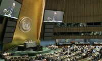 UN General Assembly adopts resolution to mark end of WWII