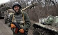 The Ukrainian begins heavy weapons withdrawal