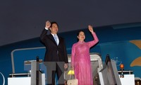 New Zealand welcomes Prime Minister Nguyen Tan Dung's visit