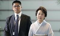 Japanese cabinet minister visits Yasukuni Shrine