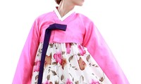 Hanbok, the traditional costume of Koreans