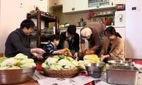 Kimjang culture of making and sharing Kimchi