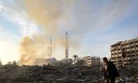 Acuerdan Hamás e Israel cese el fuego en la Franja de Gaza
