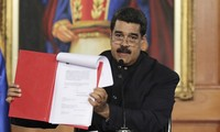 Presidente Nicolás Maduro convoca a una Asamblea Nacional Constituyente en Venezuela