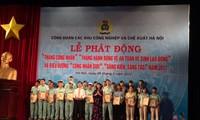 Las provincias de Vietnam responden al Mes del Obrero 2017