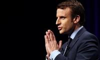 Dirigentes mundiales felicitan la victoria electoral de Emmanuel Macron