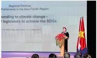 Países miembros de la UIP consolidan unidad para proteger la Tierra