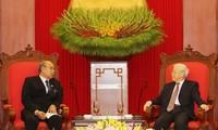 Vietnam y Myanmar fortalecen relaciones bilaterales