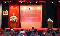 Premier vietnamita urge protección de seguridad económica