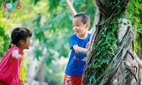 Momentos felices de niños