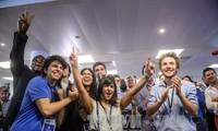 Partido de Macron gana la primera vuelta de las legislativas francesas