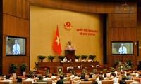 Prosigue agenda del tercer periodo de sesiones de la Asamblea Nacional de Vietnam