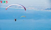 """Volar sobre Tien Sa""-Competición abierta de Parapente de Da Nang 2017"
