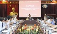 Diplomáticos vietnamitas por el fortalecimiento de los nexos entre el país y el mundo