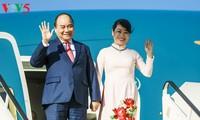 Premier vietnamita llama a la cooperación internacional en el enfrentamiento al cambio climático